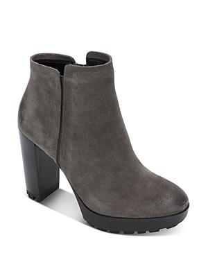 Women's Justin Platform Heel Chelsea Boots