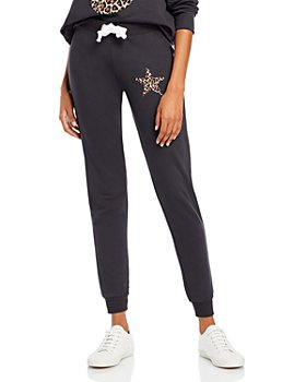 Prince Peter - Leopard Star Joggers