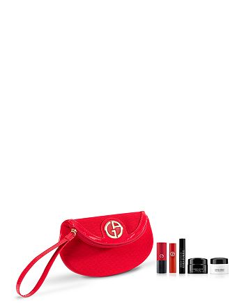 Armani - Gift with any $200 Armani Beauty purchase!