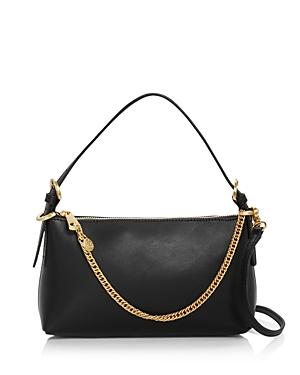 Zac Zac Posen Zip Top Mini Leather Crossbody-Handbags