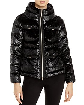 Herno - Stand Collar Down Puffer Coat