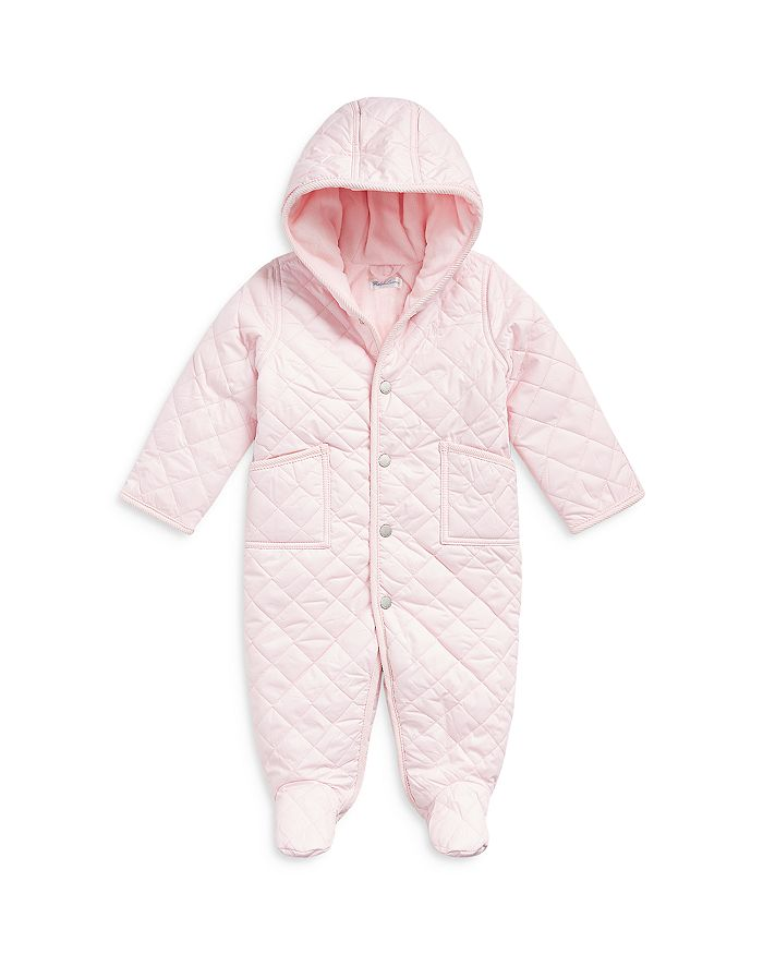 Ralph Lauren - Girls' Quilted Bunting - Baby