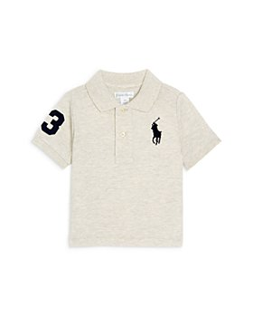 Ralph Lauren - Lauren Boys' Large Logo Polo Shirt - Baby