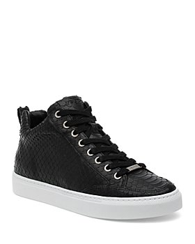 J/Slides - Women's Leesa Lace Up Sneakers