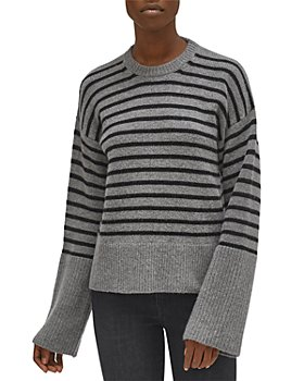 Equipment - Chantine Striped Sweater