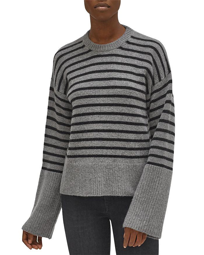 Equipment - Chantine Striped Sweater