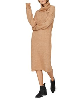 Vero Moda - Gaiva Chunky Knit Midi Dress