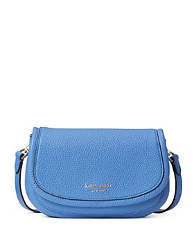 kate spade new york - Roulette Small Pebble Leather Crossbody