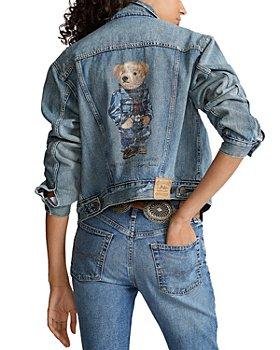 Ralph Lauren - Polo Bear Denim Jacket