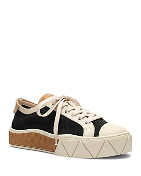 SCHUTZ - Women's Gizella Lace Up Platform Sneakers