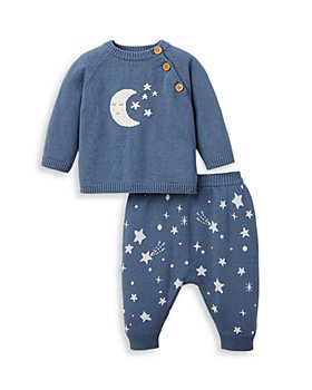 Elegant Baby - Boys' 2 Pc. Celestial Sweater & Pants Set - Baby