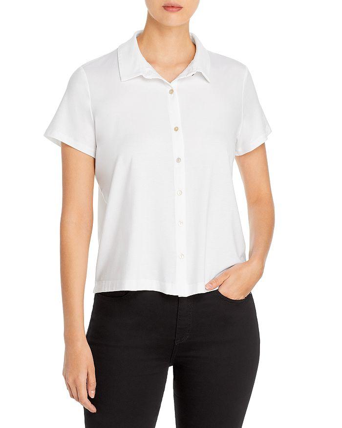 Eileen Fisher - Classic Collared Shirt