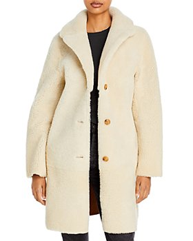 LINI - Victoria Reversible Shearling Jacket - 100% Exclusive