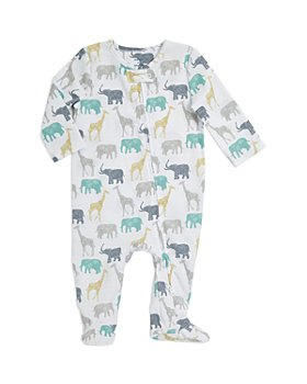 Aden and Anais - Unisex Animal Print Footie - Baby