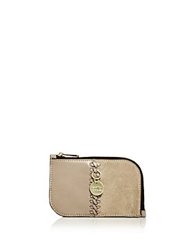 See by Chloé - See by Chloé Tilda Compact Leather Wallet