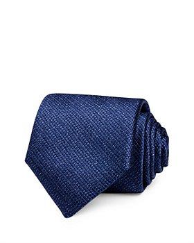 Canali - Abstract Dash Silk Classic Necktie