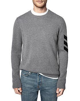 Zadig & Voltaire - Kennedy Cashmere Chevron Sweater
