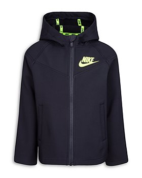 Nike - Boys' Softshell Zip Hooded Jacket - Little Kid