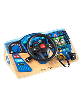 Melissa & Doug - Vroom & Zoom Interactive Dashboard - Ages 3+