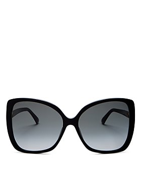 Jimmy Choo - Women's Becky Oversized Square Sunglasses, 60mm