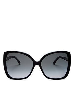 Jimmy Choo Women's Becky Oversized Square Sunglasses, 60mm
