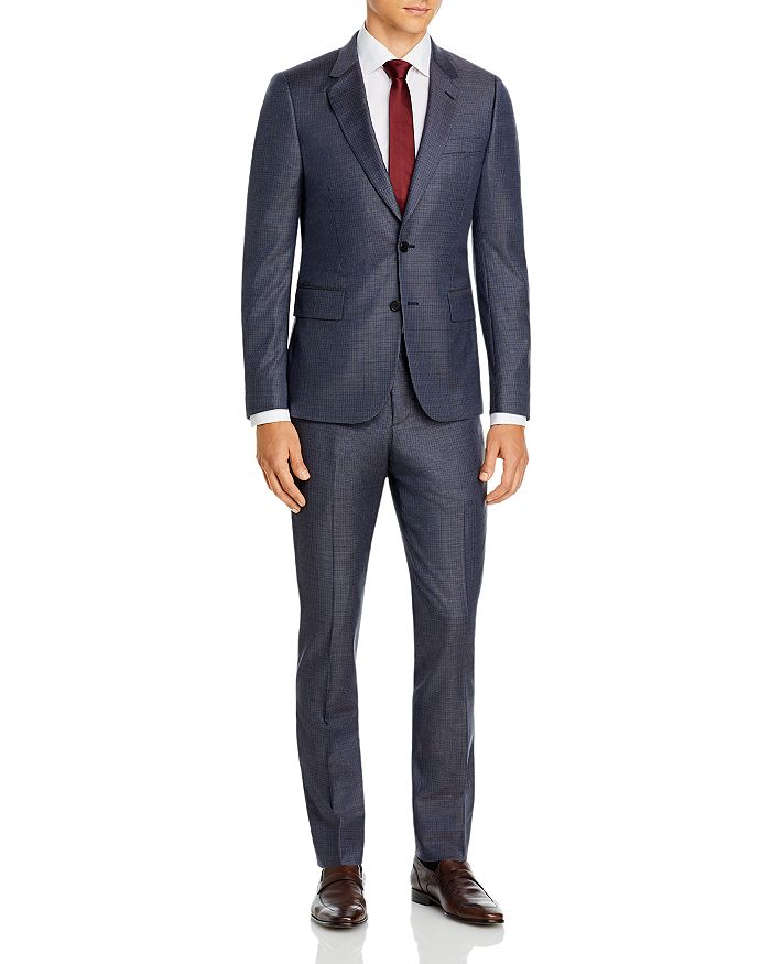 Paul Smith - Soho Houndstooth Extra Slim Fit Suit - 100% Exclusive