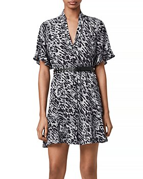 ALLSAINTS - Fay Ambient Printed Dress