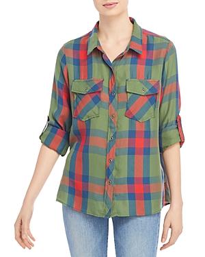 Lightweight Classic Button Down Shirt