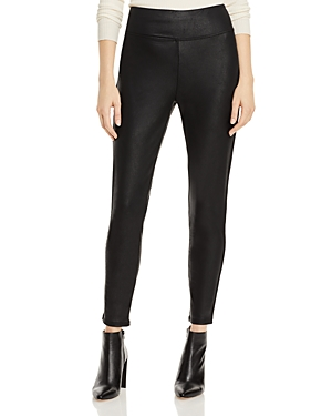 Nydj PETITES COATED LEGGINGS