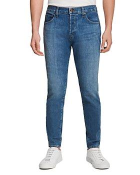 J Brand - x Antoni The Modern Skinny Jeans in Blue Corn