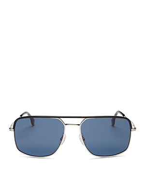 Men's 152/S Brow Bar Aviator Sunglasses
