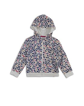 Sovereign Code - Girls' Rayray Printed Zip Hoodie - Little Kid, Big Kid