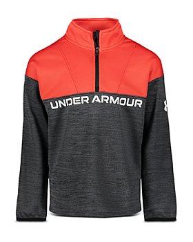 Under Armour - Boys' Twist Quarter Zip Pullover - Little Kid