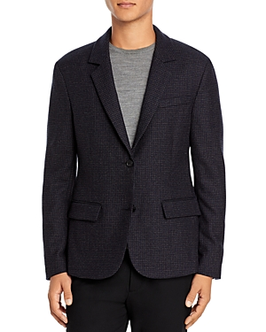 Vince Houndstooth Blazer-Men