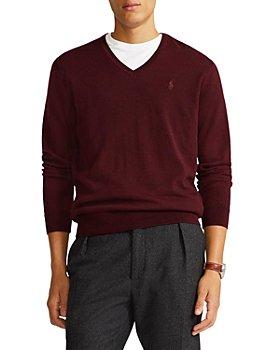 Polo Ralph Lauren - Merino Wool V-Neck Sweater