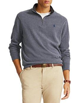 Polo Ralph Lauren - Jersey Quarter-Zip Pullover