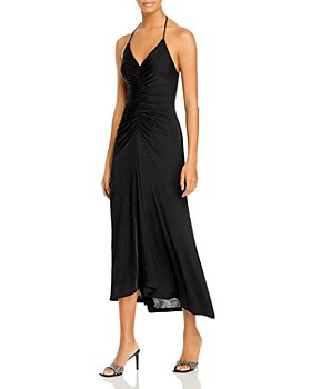 Significant Other - Giselle Ruched Halter Dress