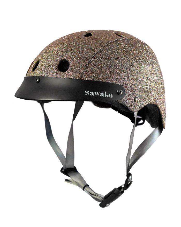 Sawako Kids Sparkle Glitter Helmet    Bloomingdale's