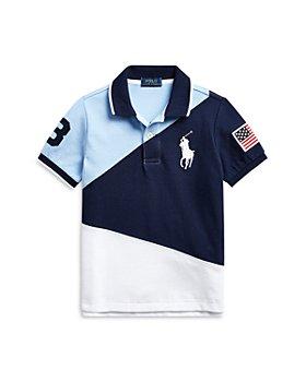 Ralph Lauren - Boys' Big Pony Cotton Polo Shirt - Little Kid