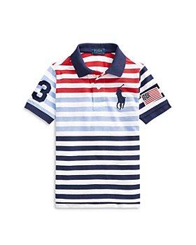 Ralph Lauren - Boys' Striped Cotton Polo Shirt - Little Kid