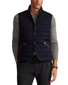 Polo Ralph Lauren - Water-Repellent Reversible Down Vest