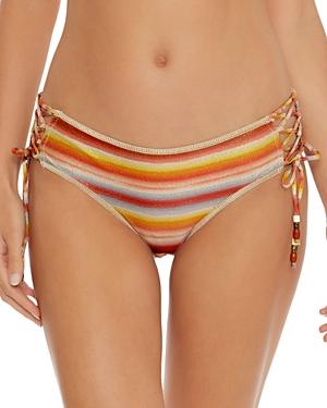 Horizon Emily Striped Bikini Bottom