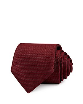 BOSS - Micro Weave Silk Classic Necktie