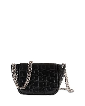 SIMON MILLER - Mini Bend Leather Shoulder Bag