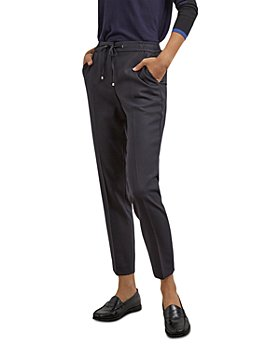 Gerard Darel - Lina Straight Leg Drawstring Pants