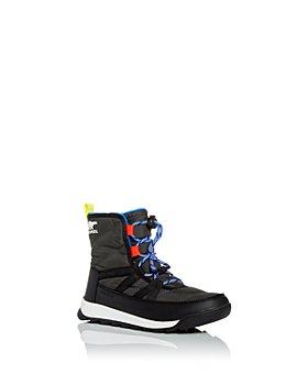 Sorel - Unisex Youth Whitney II Waterproof Cold Weather Boots - Little Kid, Big Kid
