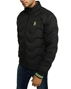 Psycho Bunny - Astley Quilted Down Jacket