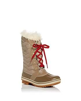 Sorel - Unisex Tofino II Waterproof Cold Weather Boots - Little Kid, Big Kid