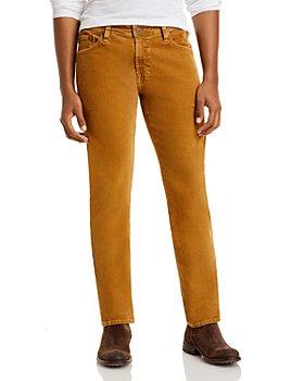 AG - Tellis Modern Slim Fit Jeans in 1 Year Sulfur Roasted Seed