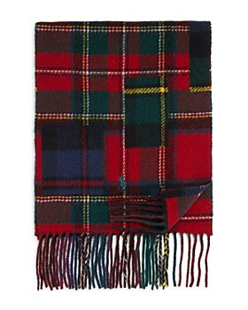 Polo Ralph Lauren - Plaid Patchwork Scarf